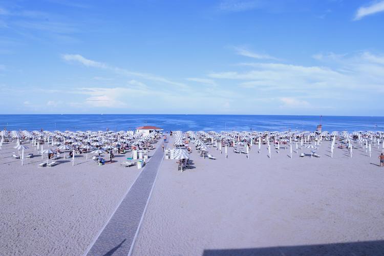Spiaggia chioggia granso